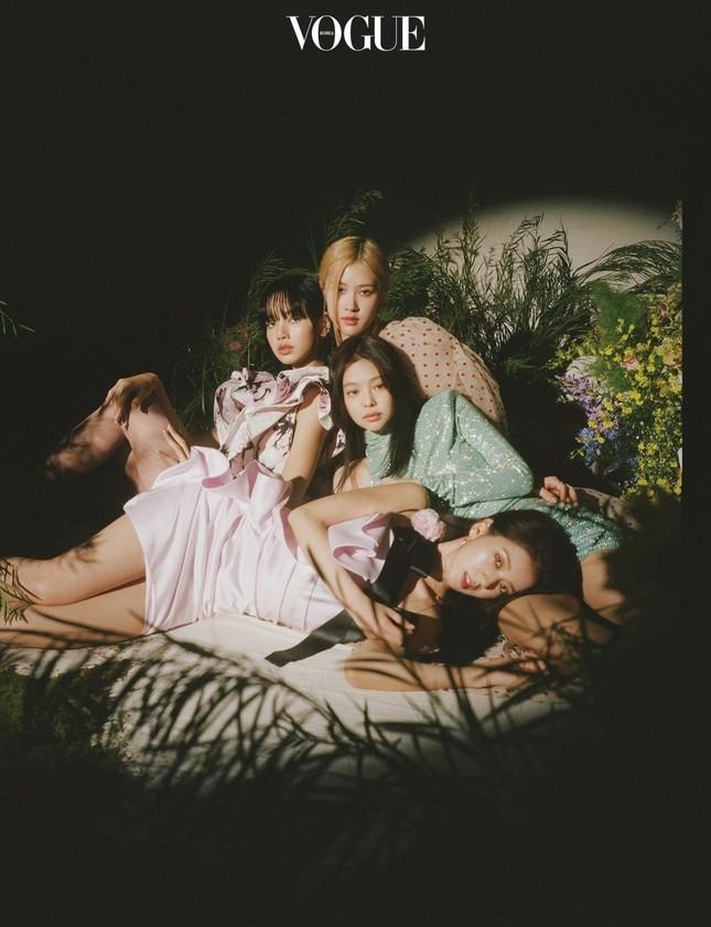 Vẻ đẹp ngọt ngào gây thương nhớ của 4 mỹ nhân idol nhóm BlackPink ảnh 5