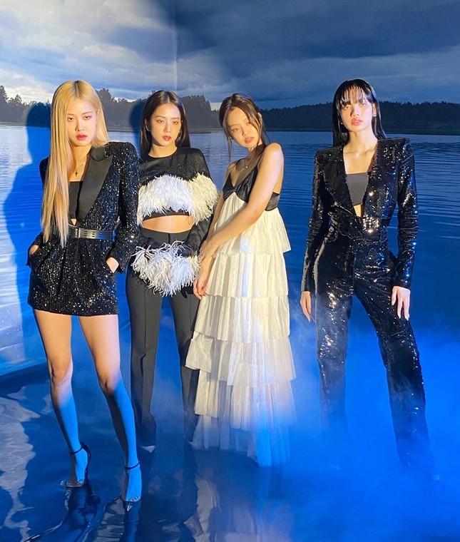 Vẻ đẹp ngọt ngào gây thương nhớ của 4 mỹ nhân idol nhóm BlackPink ảnh 6