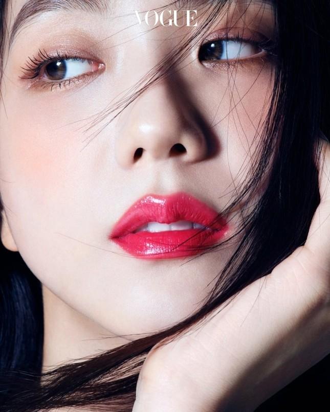 Vẻ đẹp ngọt ngào gây thương nhớ của 4 mỹ nhân idol nhóm BlackPink ảnh 19