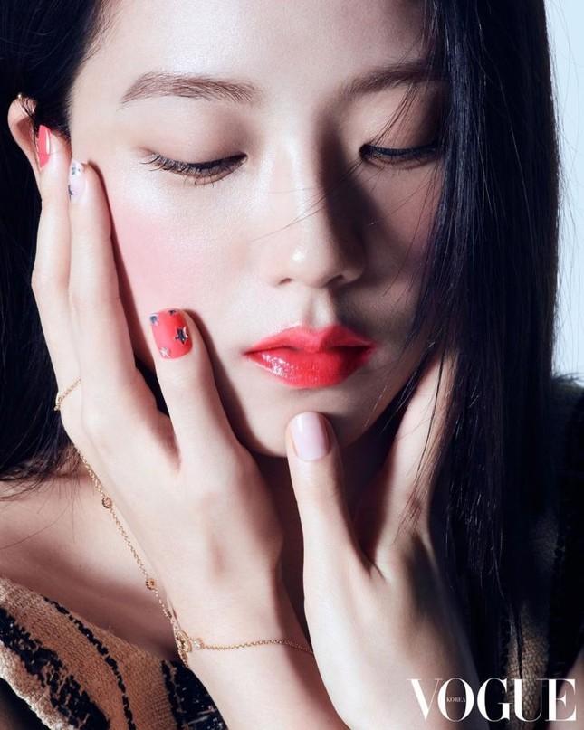 Vẻ đẹp ngọt ngào gây thương nhớ của 4 mỹ nhân idol nhóm BlackPink ảnh 20