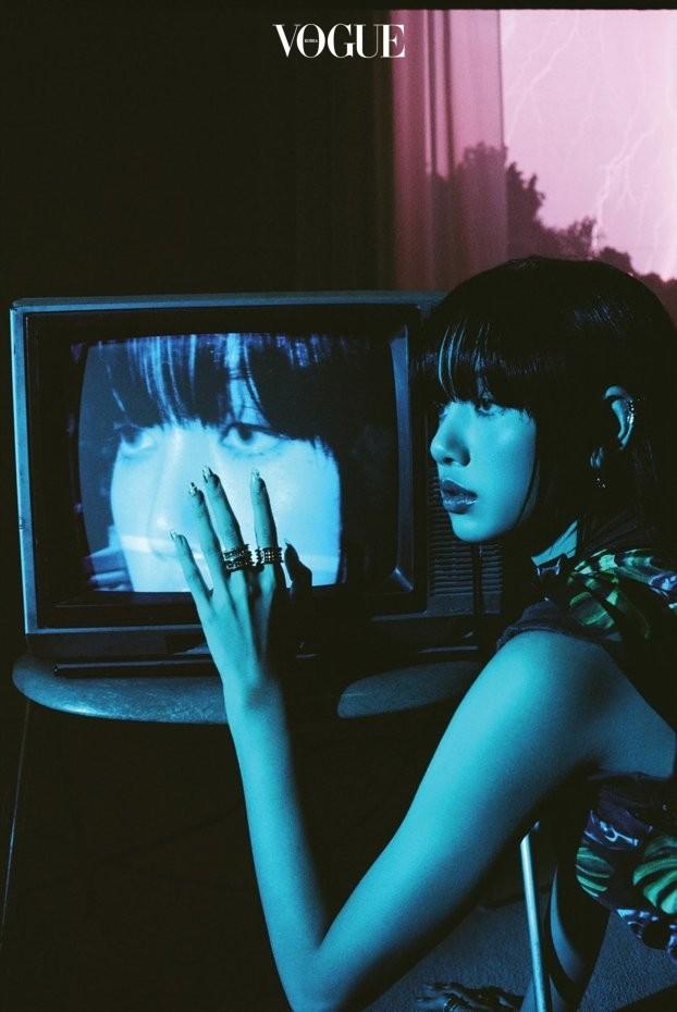 Vẻ đẹp ngọt ngào gây thương nhớ của 4 mỹ nhân idol nhóm BlackPink ảnh 31