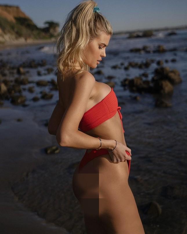 Kellie Stewart - Mỹ nhân 9x mới của Guess đẹp như 'búp bê Barbie sống' ảnh 4