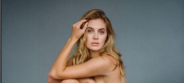 Đường cong quyến rũ của 'bông hồng Anh quốc' Megan Williams ảnh 5
