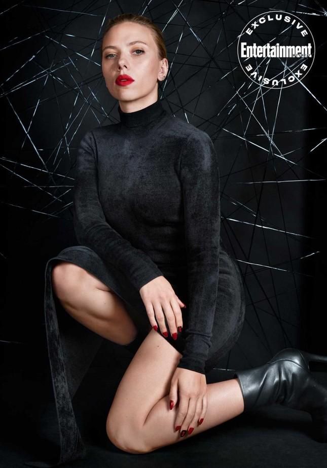 Cô đào nóng bỏng Scarlett Johansson U40 vẫn cuốn hút mê hoặc ảnh 3