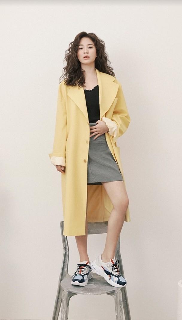 Song Hye Kyo U40 vẫn trẻ đẹp đầy quyến rũ ảnh 3