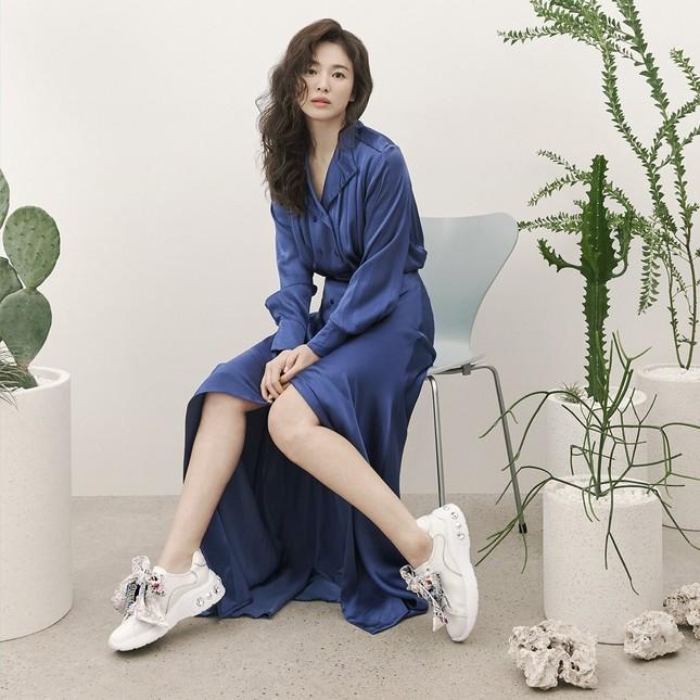 Song Hye Kyo U40 vẫn trẻ đẹp đầy quyến rũ ảnh 6