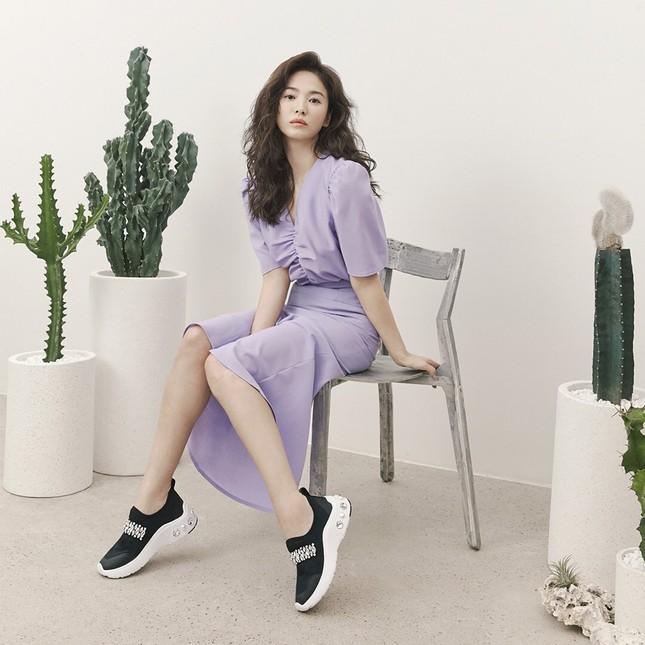 Song Hye Kyo U40 vẫn trẻ đẹp đầy quyến rũ ảnh 7