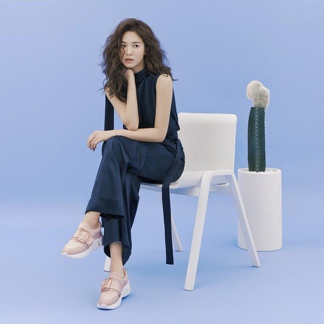 Song Hye Kyo U40 vẫn trẻ đẹp đầy quyến rũ ảnh 4
