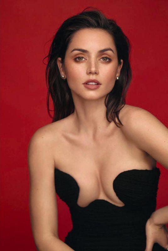 'Bond girl' mới nổi Ana de Armas gợi cảm đầy sức sống ảnh 2