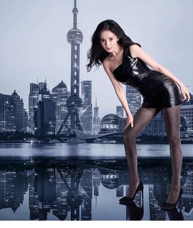 Dương Mịch mặc váy ngắn bó sát khoe chân thon dài ảnh 8