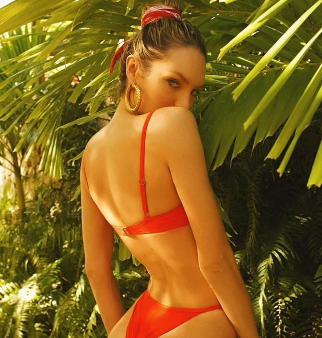 Candice Swanepoel diện bikini siêu quyến rũ hút hồn phái mạnh ảnh 9