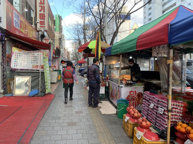 Cô gái Việt chia sẻ cuộc sống hiện tại ở tâm dịch Daegu Hàn Quốc ảnh 9