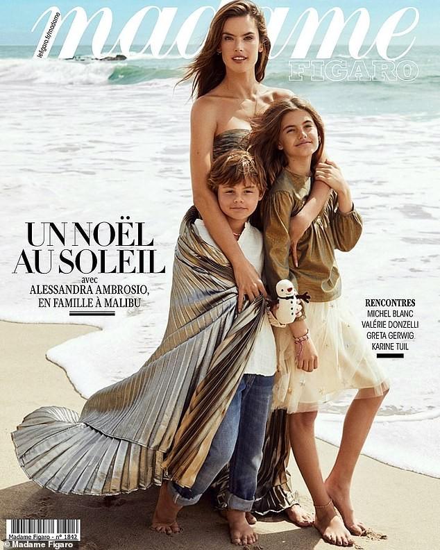 Mỹ nhân áo tắm Alessandra Ambrosio phô diễn hình thể tạc tượng ảnh 9