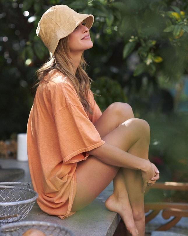 Gigi Paris tung ảnh áo tắm gợi cảm ngất ngây ảnh 7