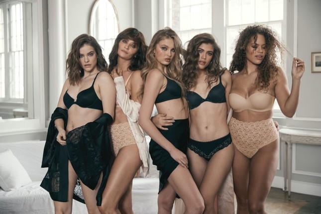 Victoria's Secret tung ảnh nội y với người mẫu ngoại cỡ và chuyển giới ảnh 1
