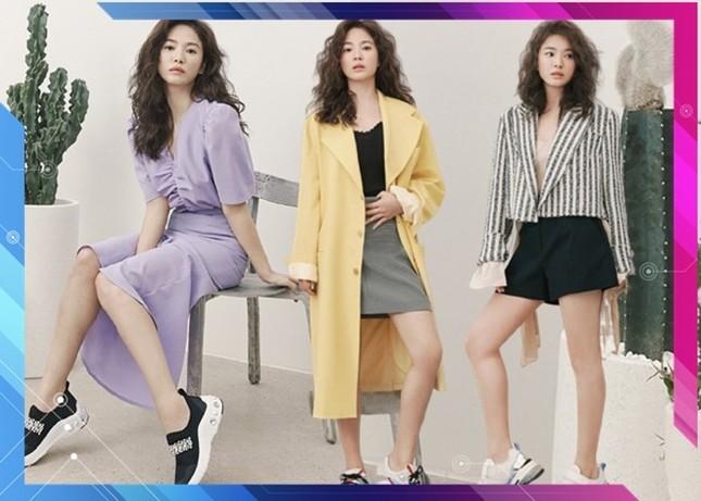 Song Hye Kyo lộ diện sau khi trở về từ tâm dịch Milan nước Ý ảnh 2