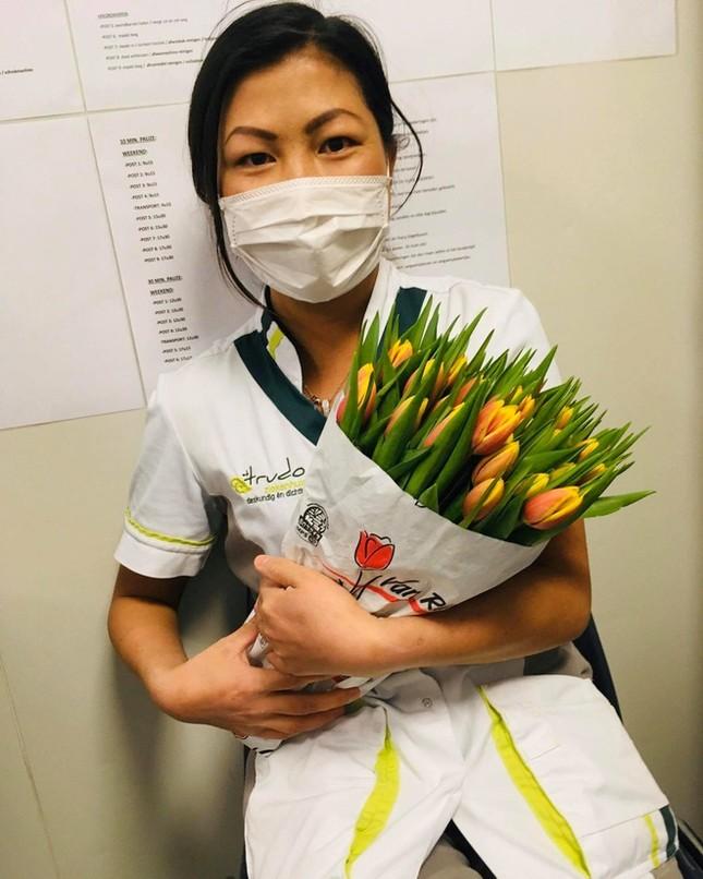 'Cô gái H'Mông' kể chuyện làm việc ở bệnh viện Bỉ giữa đợt dịch ảnh 1