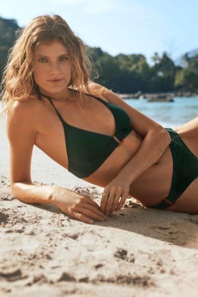 Nàng mẫu cao 1m80 Constance Jablonski dáng đẹp như tạc tượng ảnh 5
