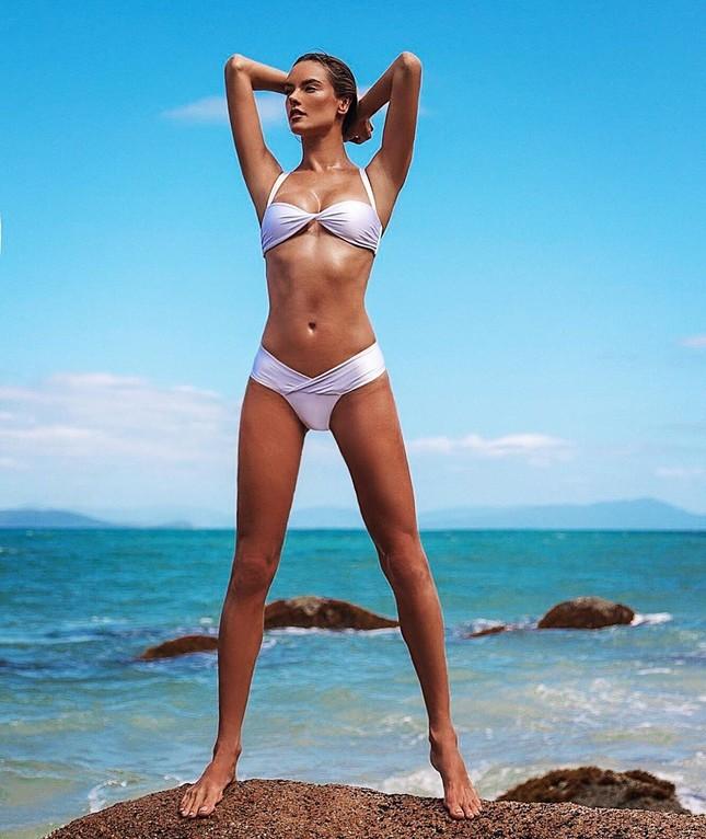 Alessandra Ambrosio tung ảnh ngực đầy nóng bỏng hút mắt ảnh 5