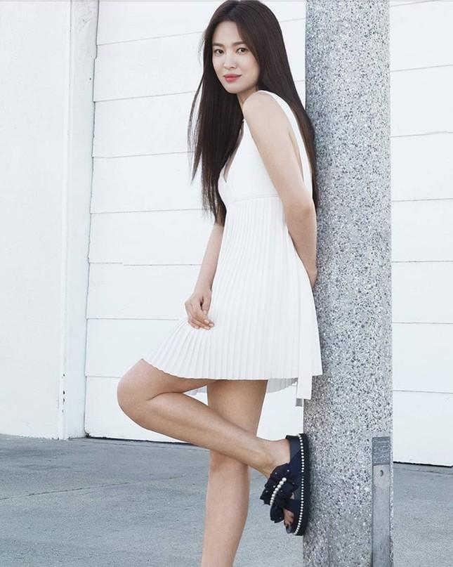 Song Hye Kyo trẻ đẹp tươi tắn ở tuổi 38 khiến các fan trầm trồ ảnh 16