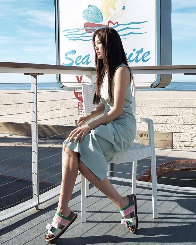 Song Hye Kyo trẻ đẹp tươi tắn ở tuổi 38 khiến các fan trầm trồ ảnh 13
