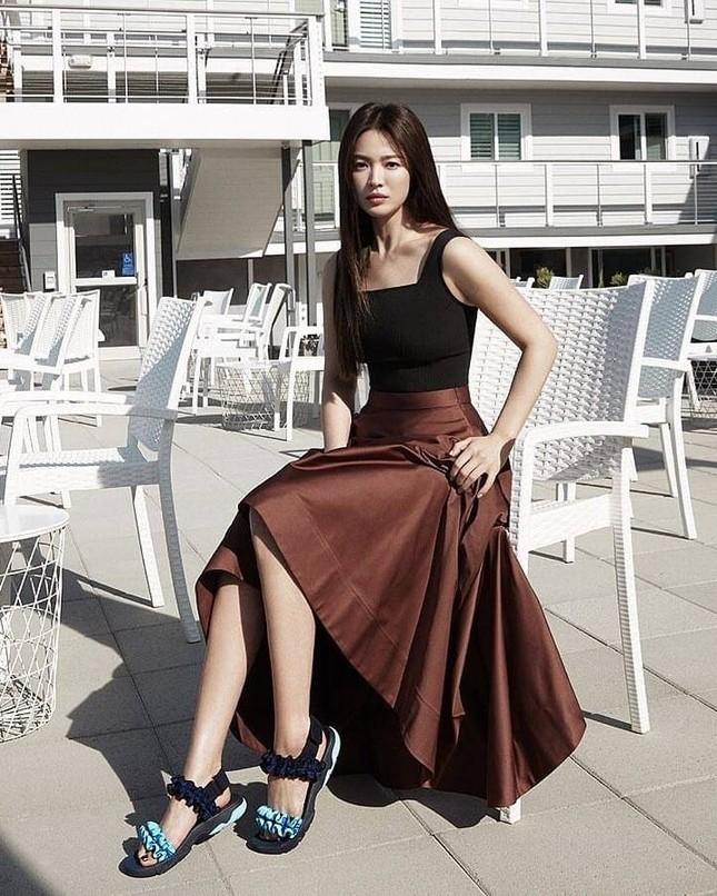 Song Hye Kyo trẻ đẹp tươi tắn ở tuổi 38 khiến các fan trầm trồ ảnh 14