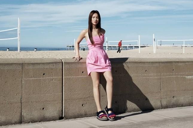Song Hye Kyo trẻ đẹp tươi tắn ở tuổi 38 khiến các fan trầm trồ ảnh 8