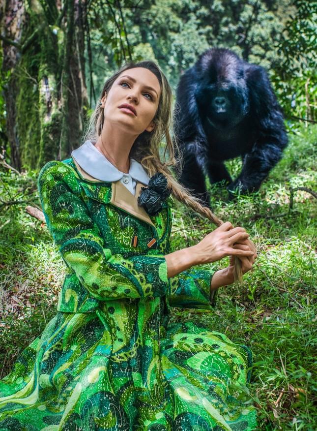 Candice Swanepoel quyến rũ ngất ngây tựa nữ thần ảnh 3