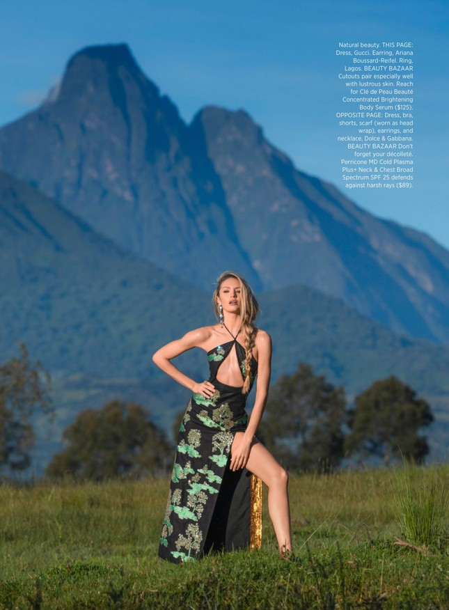 Candice Swanepoel quyến rũ ngất ngây tựa nữ thần ảnh 2