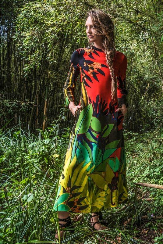 Candice Swanepoel quyến rũ ngất ngây tựa nữ thần ảnh 5