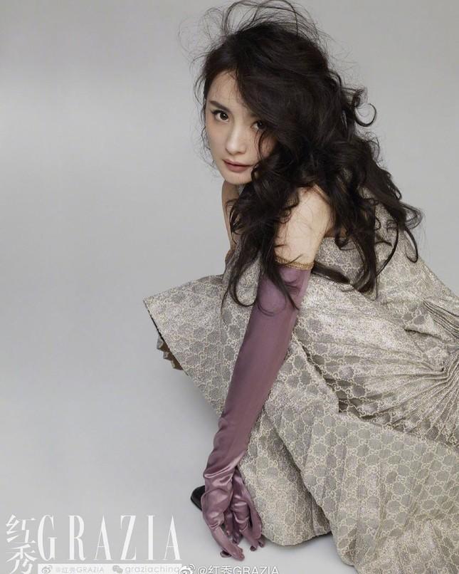 Dương Mịch thả dáng 'gái một con' hút mắt với đôi chân dài trứ danh ảnh 11