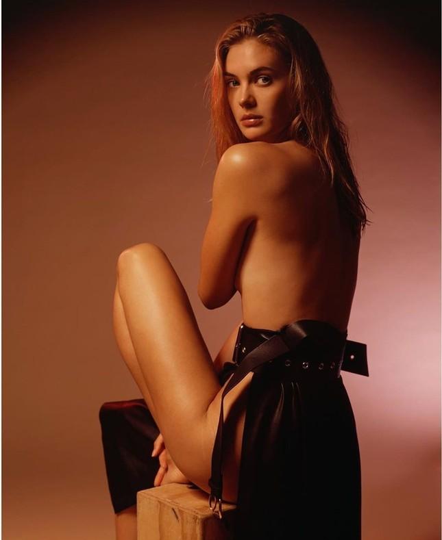 Bóng hồng Anh quốc Megan Williams bán nude quá đỗi gợi cảm ảnh 6