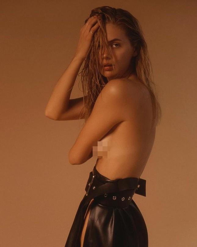 Bóng hồng Anh quốc Megan Williams bán nude quá đỗi gợi cảm ảnh 2