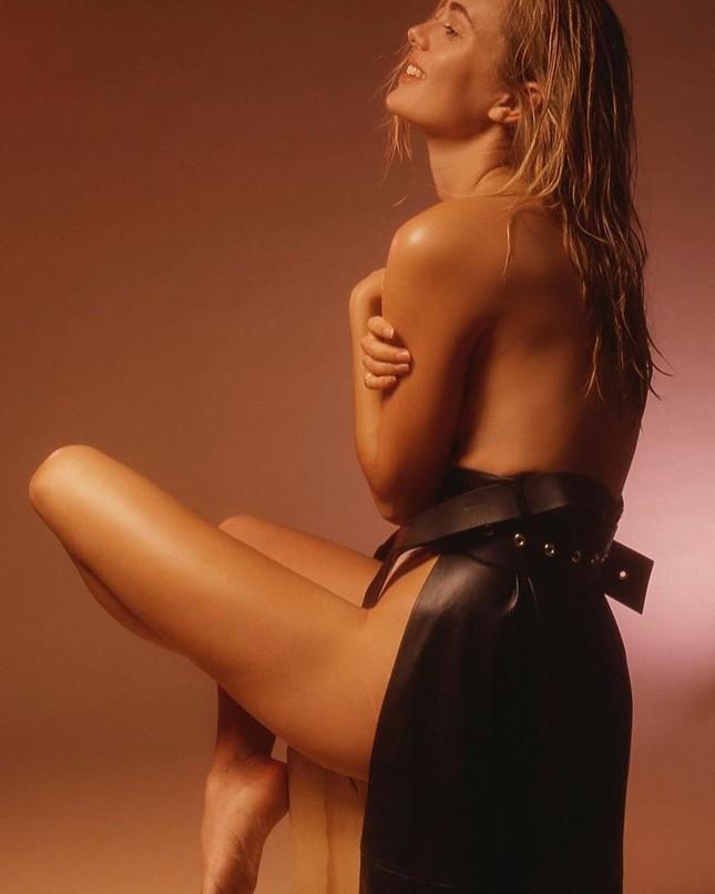 Bóng hồng Anh quốc Megan Williams bán nude quá đỗi gợi cảm ảnh 3