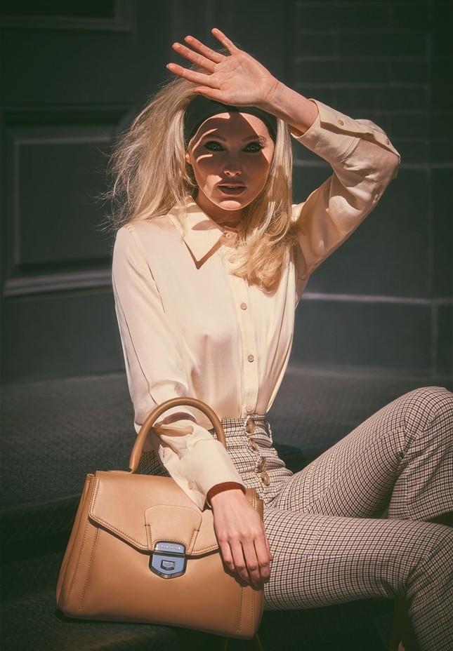 Elsa Hosk xinh đẹp quyến rũ với nhan sắc búp bê ảnh 7