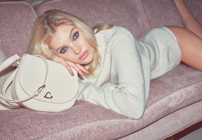 Elsa Hosk xinh đẹp quyến rũ với nhan sắc búp bê ảnh 4