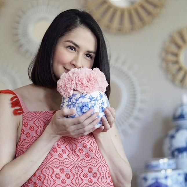 Mê mẩn con gái mỹ nhân đẹp nhất Philippines xinh như thiên thần ảnh 10
