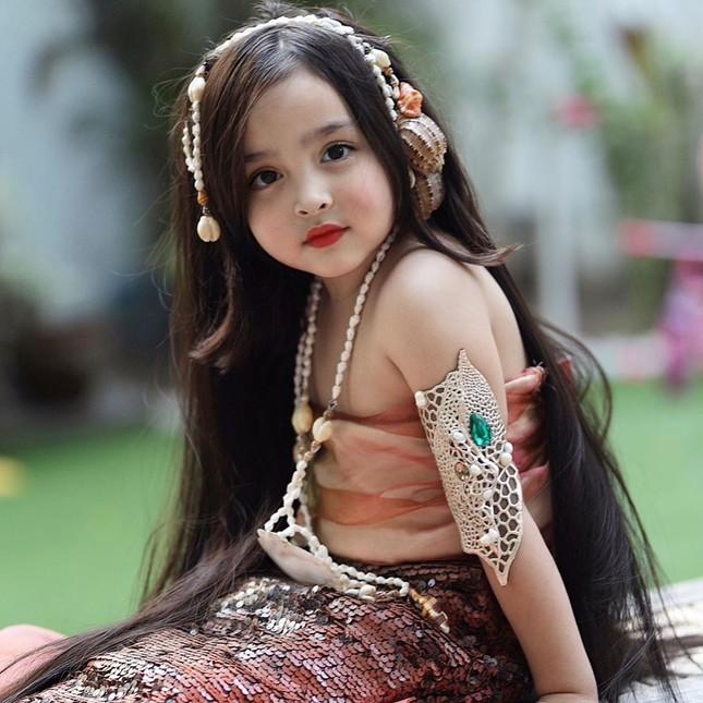 Mê mẩn con gái mỹ nhân đẹp nhất Philippines xinh như thiên thần ảnh 2