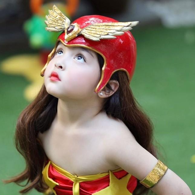 Mê mẩn con gái mỹ nhân đẹp nhất Philippines xinh như thiên thần ảnh 3