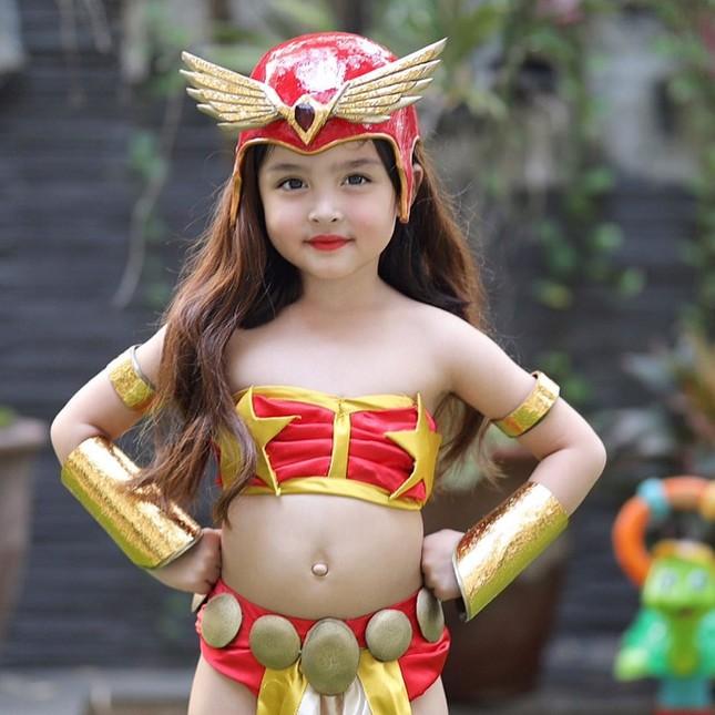 Mê mẩn con gái mỹ nhân đẹp nhất Philippines xinh như thiên thần ảnh 4