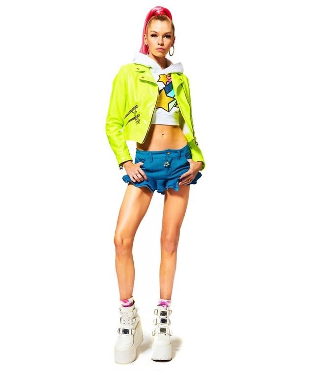 Thiên thần nội y Stella Maxwell body 'cực phẩm' như búp bê Barbie sống ảnh 15