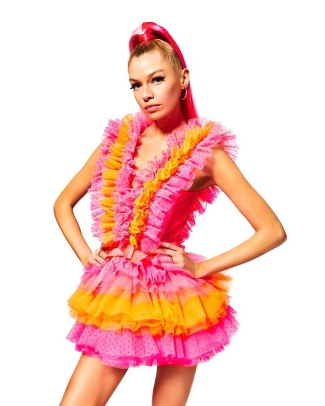 Thiên thần nội y Stella Maxwell body 'cực phẩm' như búp bê Barbie sống ảnh 5