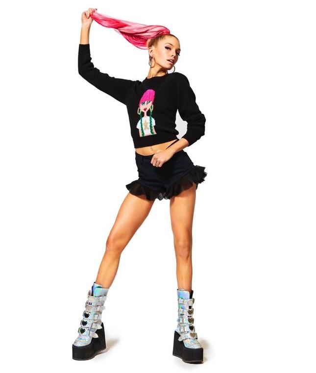 Thiên thần nội y Stella Maxwell body 'cực phẩm' như búp bê Barbie sống ảnh 13