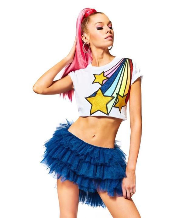 Thiên thần nội y Stella Maxwell body 'cực phẩm' như búp bê Barbie sống ảnh 8