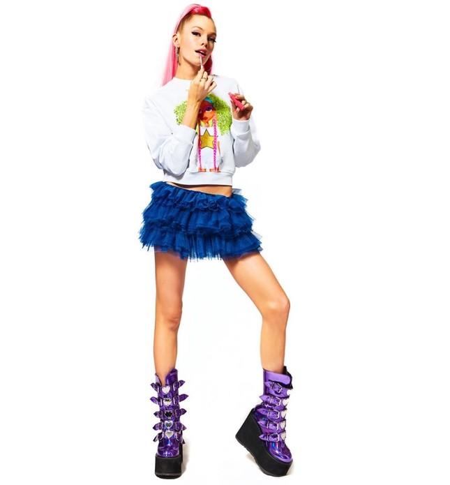 Thiên thần nội y Stella Maxwell body 'cực phẩm' như búp bê Barbie sống ảnh 9