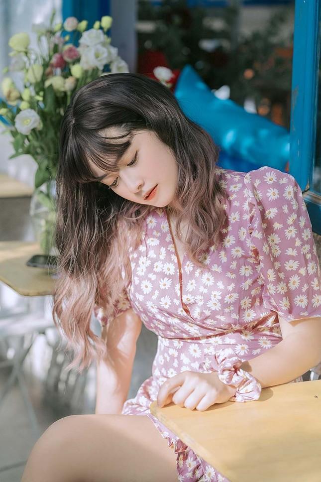 Cô gái 9x nổi tiếng vì giống người đẹp 'Vườn sao băng' Goo Hye Sun ảnh 4