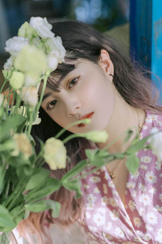 Cô gái 9x nổi tiếng vì giống người đẹp 'Vườn sao băng' Goo Hye Sun ảnh 5