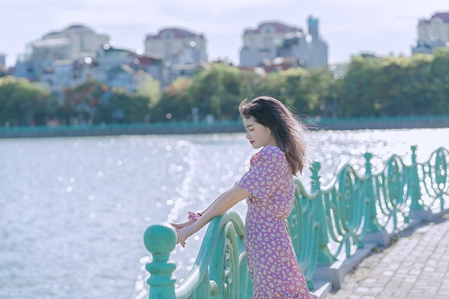 Cô gái 9x nổi tiếng vì giống người đẹp 'Vườn sao băng' Goo Hye Sun ảnh 14