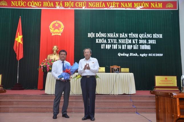 Phê chuẩn Phó Chủ tịch UBND tỉnh Quảng Bình ảnh 1
