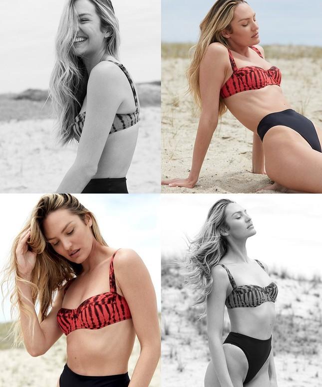 Candice Swanepoel mặt mộc vẫn quá đẹp với body siêu gợi cảm ảnh 9